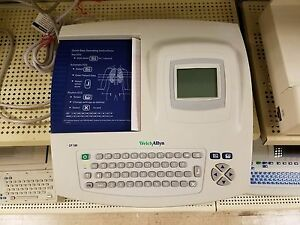 Welch Allyn Cp100 Ekg Refurbished certified Excellent Condition