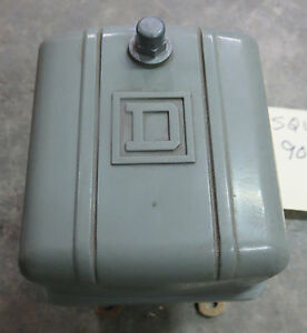 Square D 9036 Gg2 Liquid Level Switch