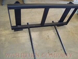 Bale Mover Westendorf 2 Spear 48 Long Spikes