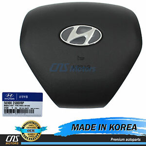 Genuine Steering Wheel Airbag For 2011 2015 Hyundai Tucson Oem 569002s0009p