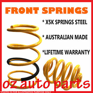 Mazda 323 Ba 1 6 1 8 Ba11p1 Ba1151 7 1994 8 1998 Lowered 30mm Front Springs