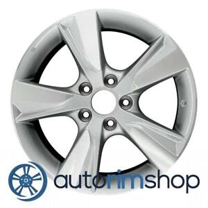 Acura Ilx 2013 2014 2015 17 Factory Oem Wheel Rim Machined With Silver