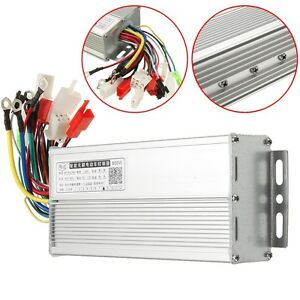 Electric Bicycle E bike Scooter Brushless Dc Motor Speed Controller