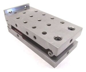 Suburban 6 X 3 Precision Sine Plate W 1 4 20 Tapped Holes sp 136