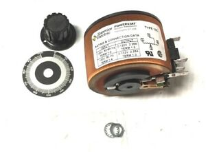 Superior Electric Powerstat Variable Transformer Type 10c