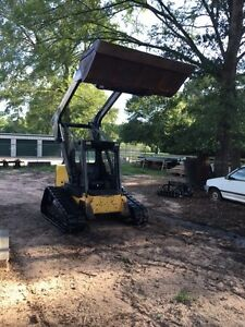 2008 New Holland C190 Skid Steer tracked