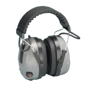 Elvex Com 655 Electronic Non foldable Ear Muffs With Impulse Filter
