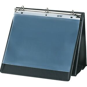 Avery reg Easel Presentation Durable Binders With Round Rings E3v11 bk