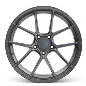 20 Ferrada F8 Fr8 Graphite Concave Forged Wheels Rims Fits Chrysler 300 300c