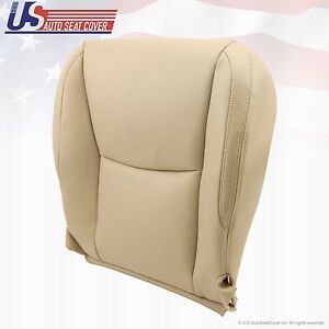 Fits 2003 09 Lexus Gx470 Driver Side Lower Leather Cushion Cover Replacement Tan