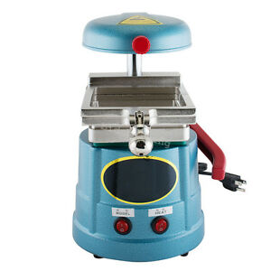 Dental Vacuum Forming Molding Machine Former Heat Thermoforming Press Warranty
