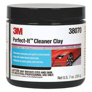 Abrasive Cleaner Clay Bar 3m 38070