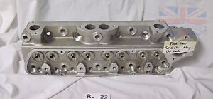 Ford Ltd Cortina Lotus Seven Cross Flow Aluminium Cylinder Head