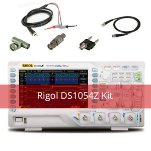 Rigol Ds1054z kit1 Digital Oscilloscopes Bandwidth 50 Mhz Channels 4