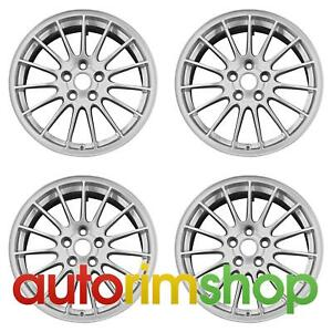 Jaguar S Type 2006 2007 17 Factory Oem Wheels Rims Set Antares