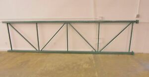Pallet Rack 48 X 192 Interlake Teardrop Warehouse Racking Upright Shelving