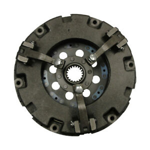 1112 6169 Clutch Plate Double For Ford New Holland Tc30 Compact Tractor