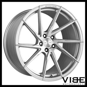 22 Stance Sf01 Silver Concave Wheels Rims Fits Bmw F16 X6