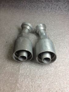 8c shelf 2 Parker 16e78 20 20 Crimp Fitting