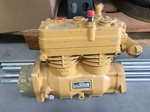 Caterpillar Air Compressor C15 C18 Industrial Cat Part 226 9580 Bendix 5011625