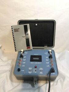 Avo Multi amp Digital Phase Angle Meter Pam 275