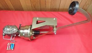 1953 1956 Ford Truck Power Brake Booster Assembly With Pedal And Pro Valve