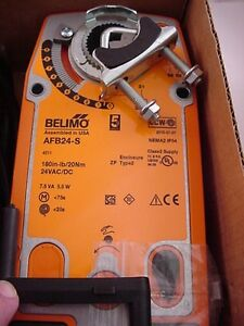 Belimo Afb24 s Actuator Ships On The Same Day Of The Purchase