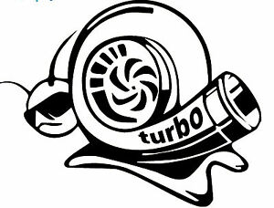 Turbo Super Snail Vinyl Decal Sticker Buy 2 Get 1 Free Automatically