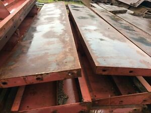 Symons Concrete Wall Forms Steel 38pcs 12 Ft X 2 Ft