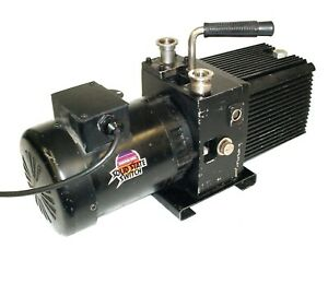 Sargent Welch 8811a Vacuum Pump W 1 3 Hp 1112585400 Electric Motor