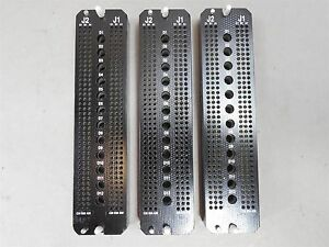 Lot Of 3 Virginia Panel 510131159 Wiring Modules New