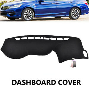 Xukey For Honda Accord 2013 2017 Dashmat Dash Cover Dashboard Mat Carpet