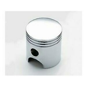 Spectre Piston Shift Shifter Knob Chrome Hot Rod Rat Rod Mini Piston Selector