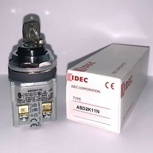 Idec Corp Asd2k11n Selector Switch 2 pos new In Box