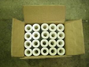 1 Case Of White Labels For Garvey 18 6 18 7 1 Line Price Labelers