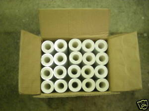 1 Case Of White Labels For Motex 5500 200 Rolls