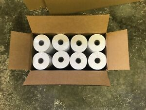1 Case Of White Labels For 1130 Monarch 80 Rolls