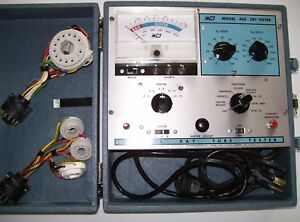 B k Crt Cathode Ray Tube Tester Model 465