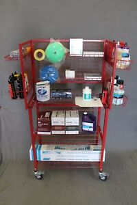 Auto Body Painters Prep Cart Auto Paint Detail Shops Boat Marine Car Dealers