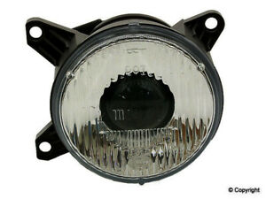 Headlight Lens Hella Headlight Lens Front Left Wd Express Fits 88 90 Bmw 750il