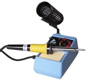 Soldering Station Incl Soldering Iron Mls 48 Adjustable 200 450