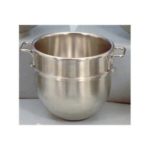 Stainless Steel Mixer Bowl 12 Quart For 20 qt Mixer