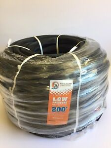 Boss Low Pressure Heated Hose 2000 Psi 3 8 X 200 Spray Foam Hose