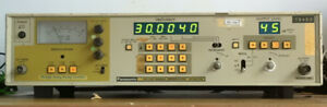 1pc Used Panasonic Vp 8177a Fm am Signal Generator Good Condition