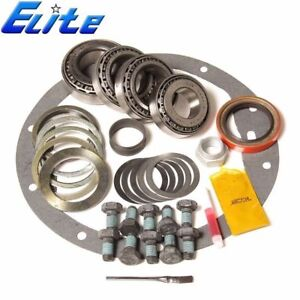 2014 2017 Gm 9 5 Chevy 12 Bolt Rearend Elite Master Install Timken Bearing Kit