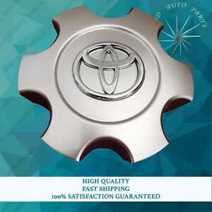 Wheel Center Caps Toyota Tundra Sequoia 2003 2007 17 Hubcap 42603420nm Silver