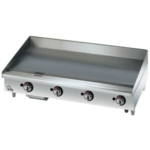 Star Manufacturing 648mf 48 inch Countertop Gas Griddle Ul eph Iso 9001 2000