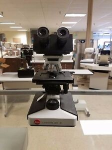 Leitz Laborlux S Professional Microscope Refurbished Clearance