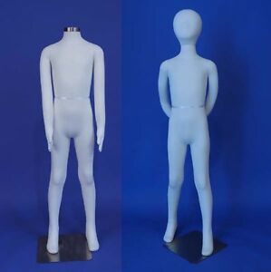 Brand New K06 sw Totally Flexible Bendable Arms And Legs Kid Mannequin