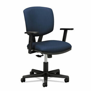 Hon Volt Series Task Chair With Synchro tilt Navy Fabric 5703ga90t New